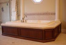 Home Bathtubs Design Ideas