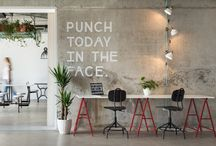 Inspired Work Spaces