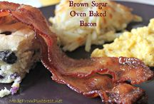 Breakfast recipes / by Elisha Smith