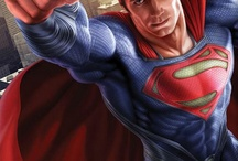 • SUPERMAN •  • / All about the man of steel