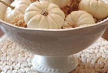 Fall decorating / by Lisa Wikstrom