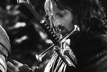 Pán prstenů a Hobit/Lord of the Rings and the Hobbit :) / Nejlepší trilogie všech dob, jen se nemůžu rozhodnout, která je lepší :)