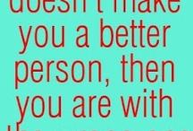 Encouragement / by Crystal Burton Tackett