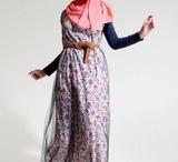 Hijab Inspiration / by Raras Adita
