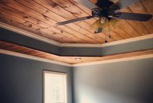 Ideals for bedroom ceiling!
