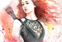 #Posters Hunger Games