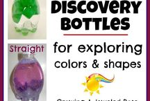 Discovery and Science Activities / Little minds are curious and want to learn how the world around them works. Follow this board to see our idea's for creating experiences that will make the kids go WOW!