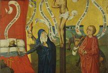 DER GUTE WEG ZUM HIMMEL / DER GUTE WEG ZUM HIMMEL Spätmittelalterliche Bilder zum richtigen Sterben. Das Gemälde ars bene moriendi aus der Sammlung Peter und Irene Ludwig (21. Februar bis 8. Mai 2016)