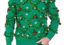 DIY Ugly Sweaters