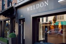 WELDON London showroom / The showroom at 158 Walton Street, South Kensington London has closed due to redevelopment of the building with effect from 24th March 2015. We are therefore relocating and will announce our new London location soon.
