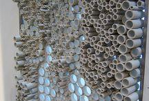 wandobjecten keramiek
