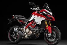 Ducati adventurer motorbike