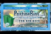Pristine Bins service for Marco Island Florida
