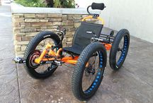 Quad trikes and more