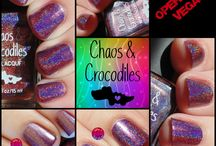 Chaos and Crocodiles