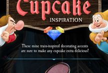 Walt diney cake ,cupcake, cookie