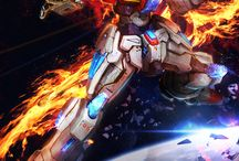 Gundam for Adriel