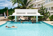 Pool and Beach Bars / The best pool and beach bars in the world. http://www.isaitaly.com/