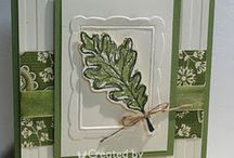 Stampin' Up! Card Ideas / Miscellaneous Card Ideas / by Christine Pyrch