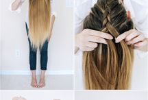 Cute hair styles / by Joyce Schafer