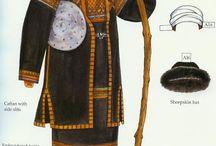 Vestimenta / Diferentes estilos