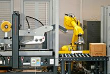 Robotic Integration / Our Robotic Integration fulfils the requirement of integration with existing equipment. Get in touch with us today for more information about our services.