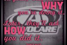 Advocare Lifestyle / by Traci Nelson Byrd