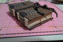 Encadernação com costura