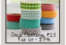 Challenges / Scrapbooking and card challenges  / by An ounce of creativity