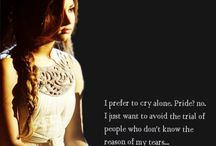 quotes and feelings and stuff / by Jete Merila