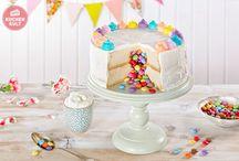 Piñata-Cake - Suprise Cake
