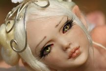 Clay dolls - πυλινες κουκλες