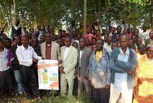 Burundi...la force du terrain.