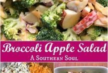 FOOD - Salads and Buddha bowls