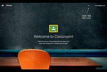 Classroom--Google / by Pamela Raines