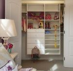Small closet Ideas / Photographic inspiration for solving your small bedroom closet clutter problems!