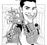Caricature per Papiri di Laurea / I celebri e tradizionali Papiri di laurea con la caricatura del laureato per celebrare l'importante traguardo raggiunto dai neo dottori.