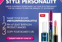 "Revlon Personal Style / ELLE and Revlon invite you to discover the power of personal style. To determine your style personality, visit our interactive video here: http://on.fb.me/ZHVxR3. For a chance to win this spring's ""IT"" accessory, create a pinterest board based on your results. Official Rules: http://www.elle.com/elle-revlon-personal-style-pinterest-contest / by ELLE Magazine (US)"
