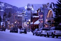 Winter Vacation...Let it Snow!  / by Lacey Bozeman