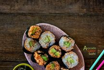 sushi & vegetarian