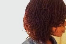 Sisterlocks❤️ / Sisterlocks styles, journeys, and tips for maintaining its uniqueness.  / by Raven SaintLouis