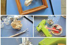 Frames plaster