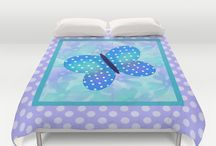 Society6 Duvet Covers By KCavender / by KCavender Designs