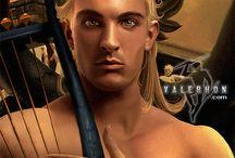 Archetype : Apollo / Apollo: Greek god of the sun.   Golden, Sun, Balance, Athletic, Healing, Oracle, Music, Poetry, Harmony