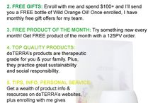 Essential Oils: Sell doTERRA