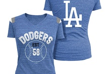 Dodgers Women's Wear / by Los Angeles Dodgers