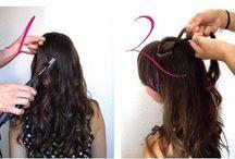 Gettin My Hair Did / by Alisa Medina