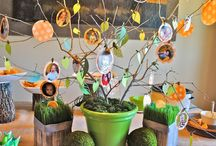 Fall Birthday Party  / by Wendy Farrell