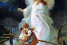 anděle / žiji tady s nami..