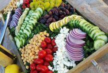 Salad Party Bar